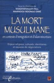 La Mort Musulmane - Couverture - Format classique