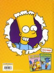Bart Simpson t.3 ; fils d'Homer - 4ème de couverture - Format classique