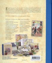 La France ; histoire curieuse et insolite - 4ème de couverture - Format classique