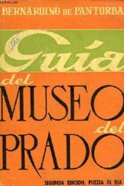 Guia Del Museo Del Prado - Couverture - Format classique