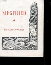 Programme Officiel - 1943-1944 - Siefried - Couverture - Format classique