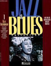 Jazz & Blues Collection - 1. Ella Fitzgerald - Couverture - Format classique