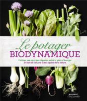 Le potager biodynamique - Couverture - Format classique
