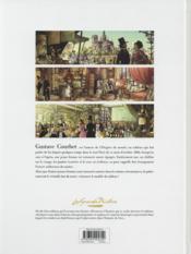 LES GRANDS PEINTRES ; Courbet ; l'origine du monde - 4ème de couverture - Format classique
