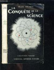 La Conquete De La Science - Couverture - Format classique