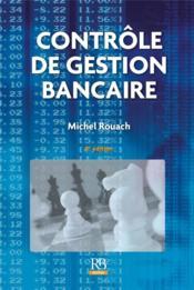 Contrôle de gestion bancaire (8e édition) - Couverture - Format classique