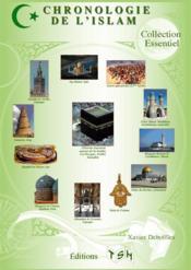 Chronologie de l'Islam - Couverture - Format classique