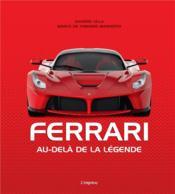 Ferrari : au-delà de la légende - Couverture - Format classique