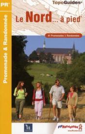 Le Nord à pied ; 59 - PR - D059 (édition 2009) - Couverture - Format classique