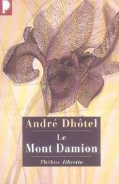 Le mont Damion - Intérieur - Format classique