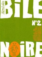 Bile Noire N.2 - Couverture - Format classique