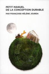 Petit manuel de la conception durable (2e édition) - Couverture - Format classique