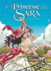 Princesse Sara t.4 ; une petite princesse ! - Couverture - Format classique