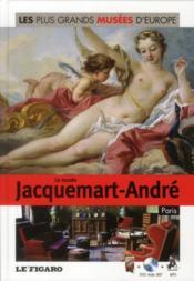 Le musee Jacquemart-André, Paris - Couverture - Format classique