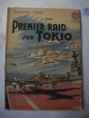 Premier Raid Sur Tokio - Couverture - Format classique