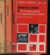 America Latina, Tomo I, Ii, Iii - Couverture - Format classique