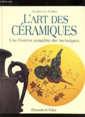 L'Art De La Ceramique - Couverture - Format classique