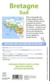 Guide du Routard ; Bretagne sud (édition 2019) - 4ème de couverture - Format classique