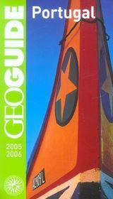 Geoguide ; Portugal (édition 2005/2006) - Intérieur - Format classique