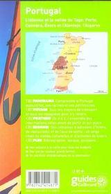 Geoguide ; Portugal (édition 2005/2006) - 4ème de couverture - Format classique