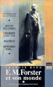 E.M Forster - Couverture - Format classique