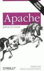 Apache Precis Et Concis - Intérieur - Format classique