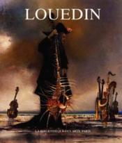 Louedin. Peinture, Monographie - Couverture - Format classique