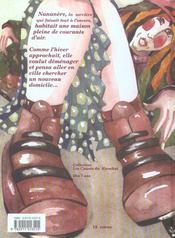 Nananere zut! pouet! pauv'sorciere - 4ème de couverture - Format classique