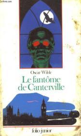 Le fantome des canterville - suivi de le crime de lord arthur savile - Couverture - Format classique