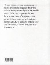 Histoires parallèles ; Grégoire Alexandre - 4ème de couverture - Format classique