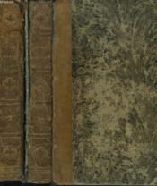 Oeuvres Completes D'Horace En 2 Tomes. - Couverture - Format classique