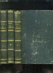 3 Tomes. Histoire De L Italie 1848 - 49. - Couverture - Format classique