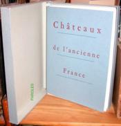 Châteaux de l'ancienne France. - Couverture - Format classique