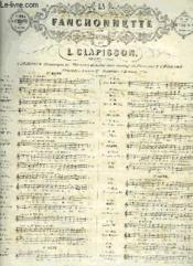 La Fanchonnette - Couverture - Format classique
