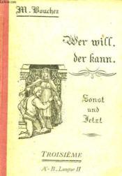 Wer Mill Der Kann - Sin Bush Für Altere Unfanger - Couverture - Format classique