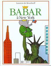 Babar a new york - Intérieur - Format classique