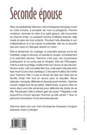 Seconde épouse - Couverture - Format classique