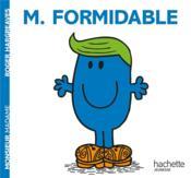 Monsieur Formidable - Couverture - Format classique