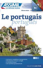 Le portugais ; débutants et faux-débutants B2 - Couverture - Format classique