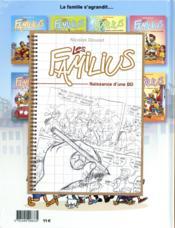 Les Familius T.8 ; restons calmes ! - 4ème de couverture - Format classique