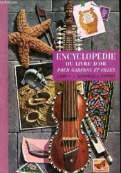 Encyclopedie Du Livre D'Or Pour Garcons Et Filles - Livre 14 - Quadrille A Serpent - Couverture - Format classique