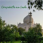 Craphute en Inde (Calendrier mural 2020 300 × 300 mm Square) ; Du Rajasthan à l'Uttar-Pradesh (Calendrier mensuel, 14 Pages ) - Couverture - Format classique