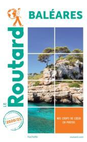 Guide du Routard ; Baléares (édition 2020/2021) - Couverture - Format classique