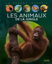 Les animaux de la jungle - Couverture - Format classique