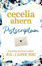 Postscriptum - Couverture - Format classique