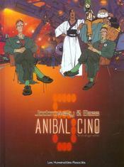 Anibal cinq ; intégrale - Intérieur - Format classique