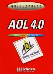 Guidexpress aol 4.0 - Couverture - Format classique