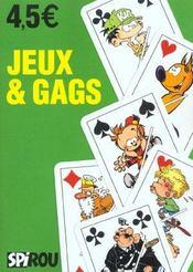 Jeux Et Gags T.13 - Intérieur - Format classique
