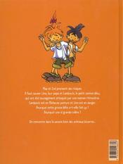 Max et Zoé t.3 ; des animaux bizarres - 4ème de couverture - Format classique