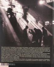 Paris Ouvrier - 4ème de couverture - Format classique